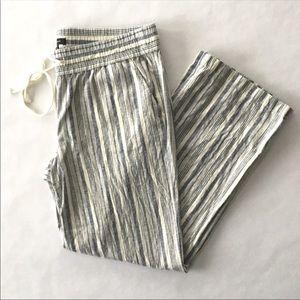 NWOT Ann Taylor linen pants size L